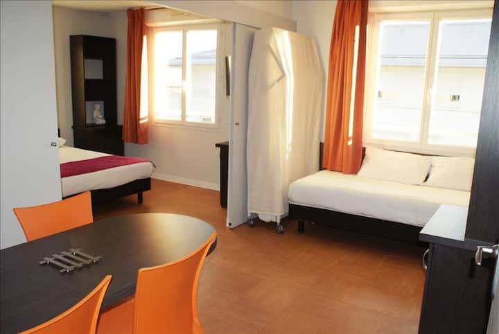 Joli appartement (4 adultes) 36 m2