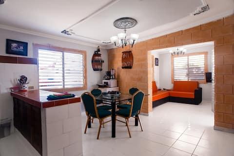 ☆ Casa soleada, espaciosa y moderna en Varadero☆