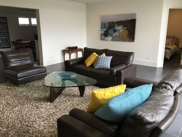 Central Luxury 1 Bedroom Apartment - Warrnambool - Apartment