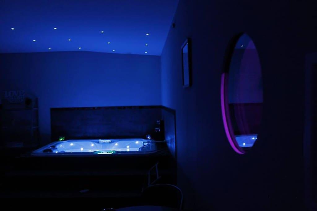 dream spa lofts louer marcq en bar ul nord pas de calais picardie france. Black Bedroom Furniture Sets. Home Design Ideas