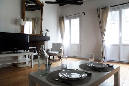 Grand studio, centre historique de Tours. - Tours - Apartment
