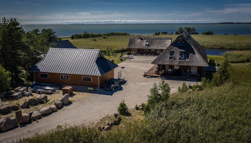 Private seaside summerhouse near Haapsalu