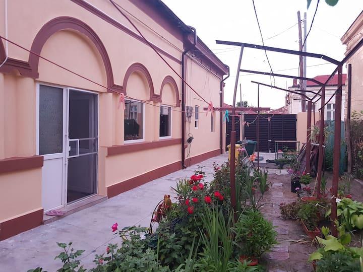 Anca's garden house
