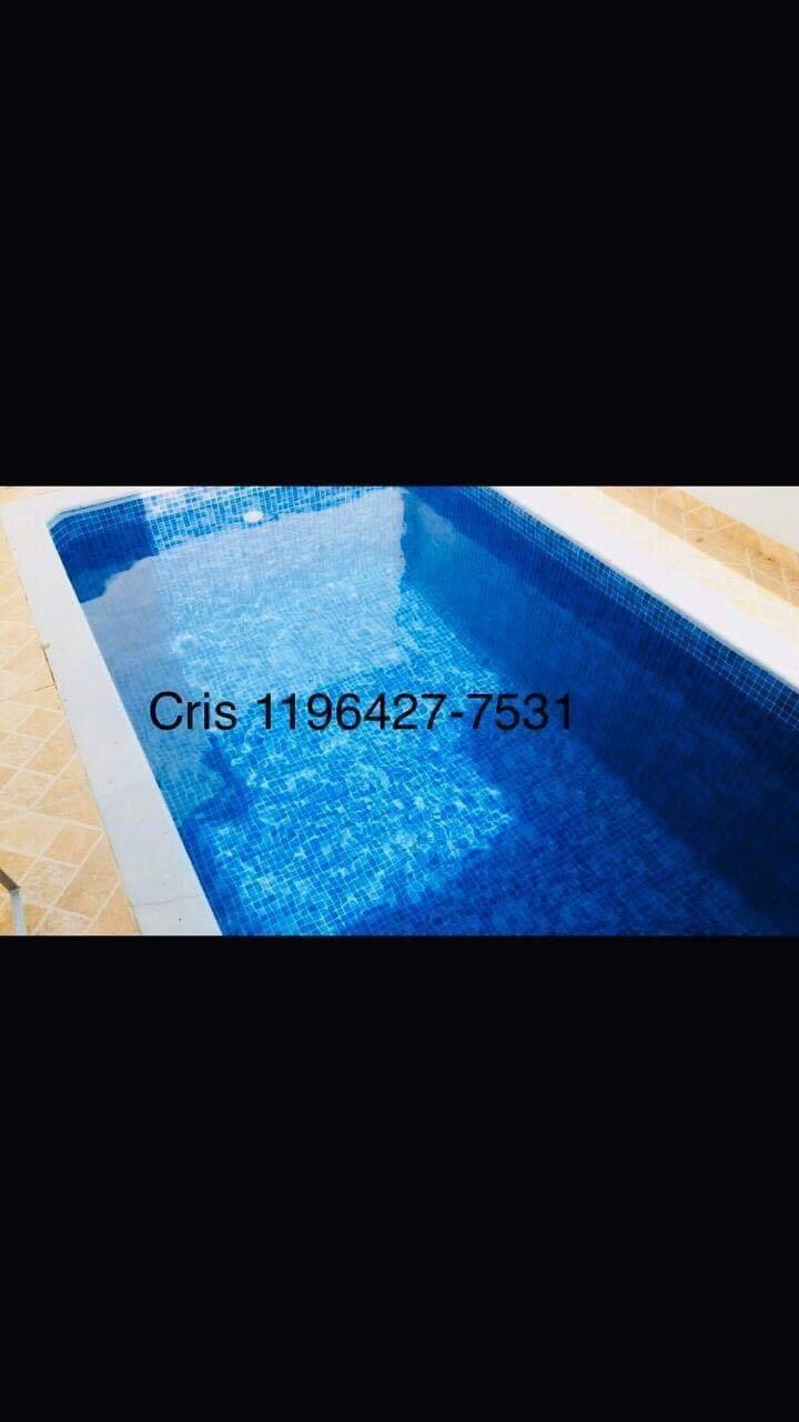 Aluga- se casa  em itanhaém com piscina cibratel 2