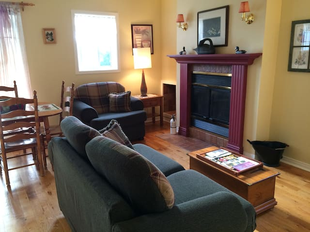 Cozy apartment close to Mont Tremblant - Saint-Faustin-Lac-Carré - Apartamento