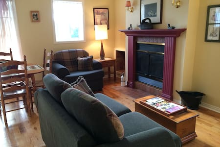 Cozy Mont Tremblant/Mont Blanc/St.Jovite Ski-in - Saint-Faustin-Lac-Carré - Appartement