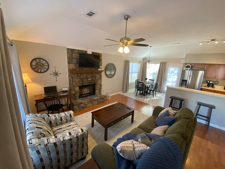 *The Maple Tree Cottage at Shelby Farms Park*