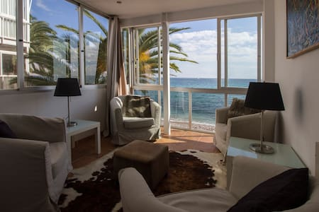 Beach Front Apartment 'Oden 6', Altea (max. 2 p.)