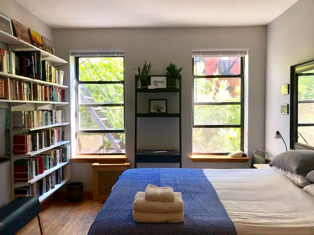 Cozy East Village Home