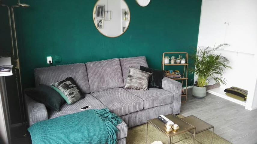 Apartment in Rotterdam only 3min WALK from AHOY