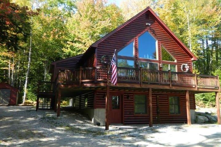 Western Maine Ski Chalet Sunday River Resort