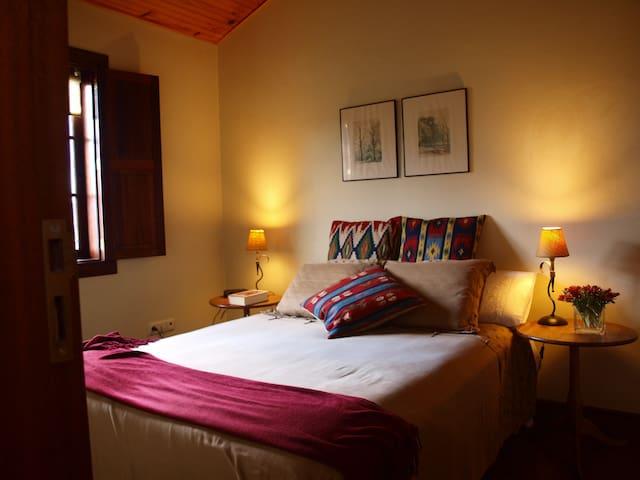 Habitación doble - Pontevedra - บ้าน