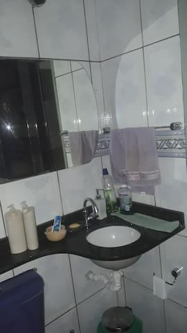 Apartamento inteiro (Aconchego)