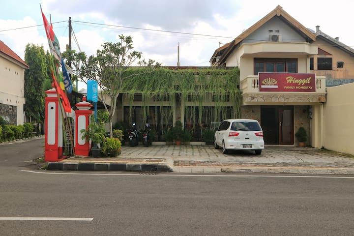 Chic homestay at Central of Yogyakarta