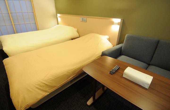 Apt. Hotel Kyoto-Nijoujou ・5 mins Walk to Sta. (5)