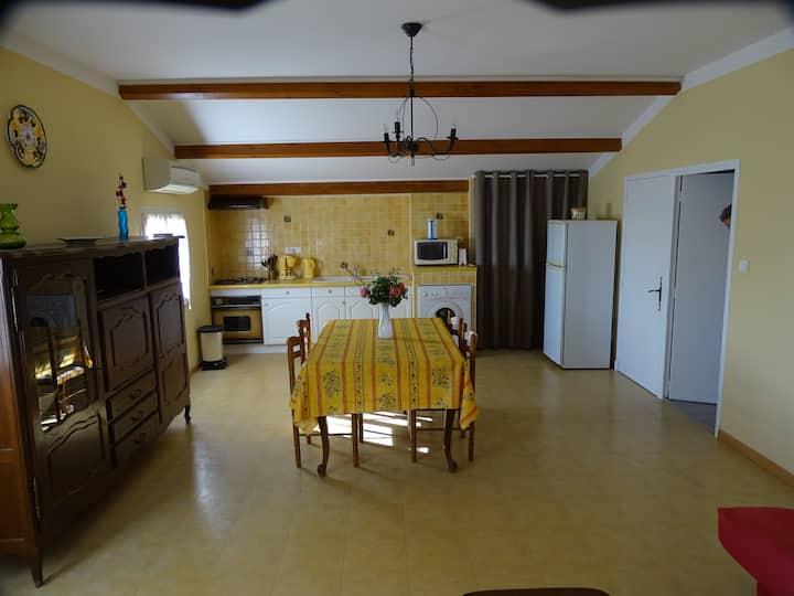 Location appartement proche de Vaison La Romaine