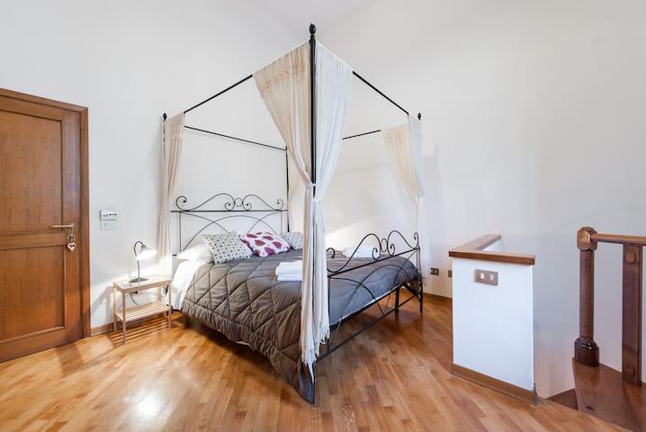 Duplex 1 bedroom - 8 min from city center