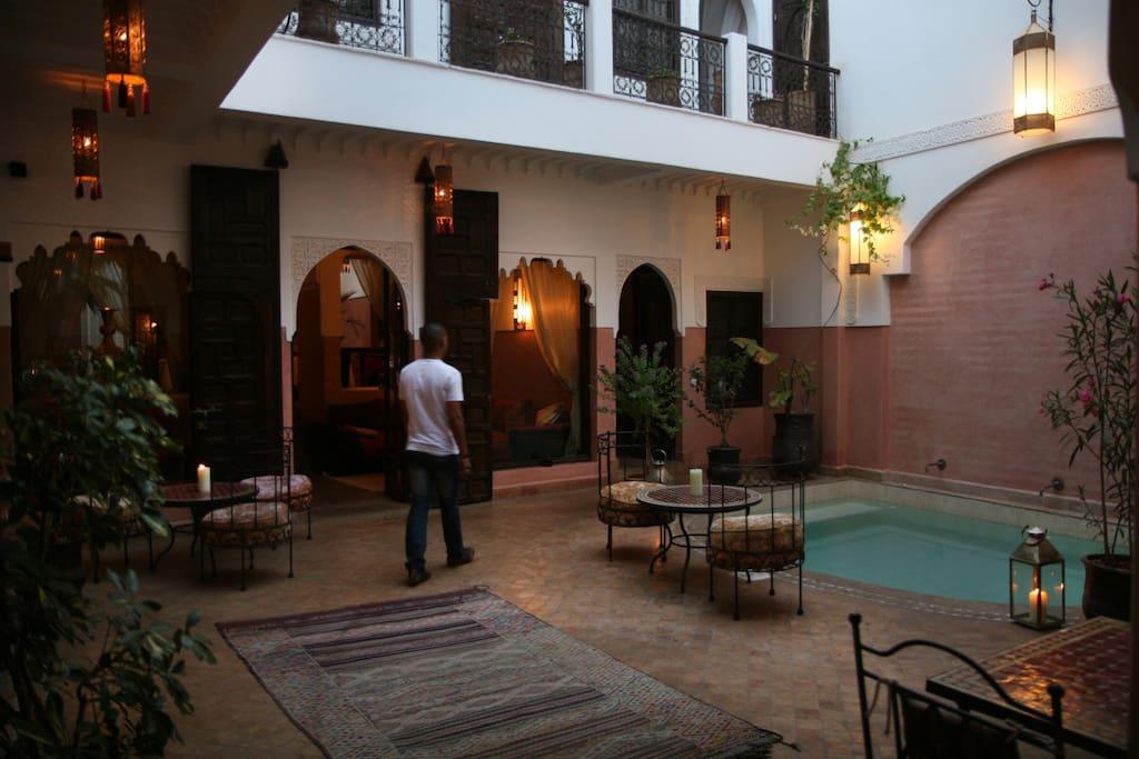 grand patio