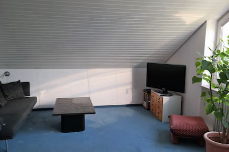 D-dorf/Hilden , ruhig. gr. Zimmer mit eigenem Bad - Hilden