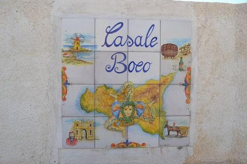 Casale Boeo, Lemon Room