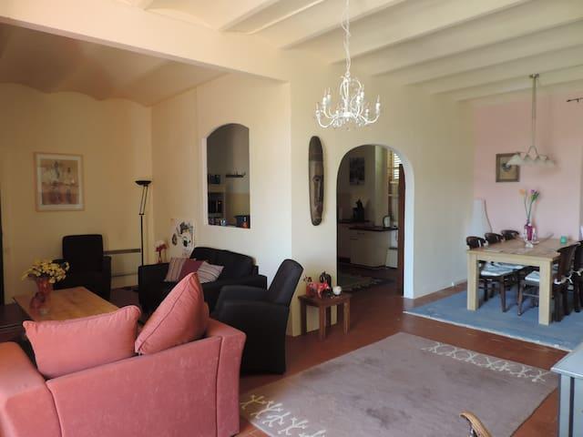 Landelijk, rust en ruimte - Montigny-sur-Canne - Stuga