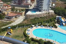 My Marine Res. Alanya for rent.