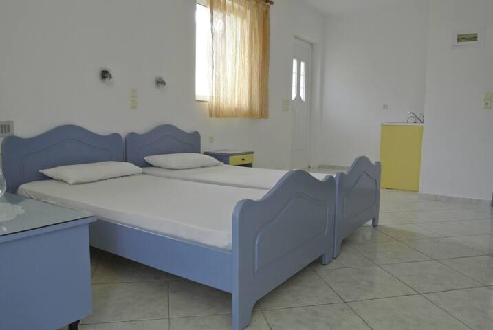 Κλεάνθη Apartments - Ενοικιαζόμενα διαμερίσματα. - Rethimnon - Daire