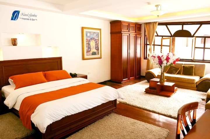 Hotel y Spa Gamboa acogedor y armonioso