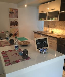 Apartment nearby Basel-Mulhouse Airport. - Saint-Louis - Wohnung