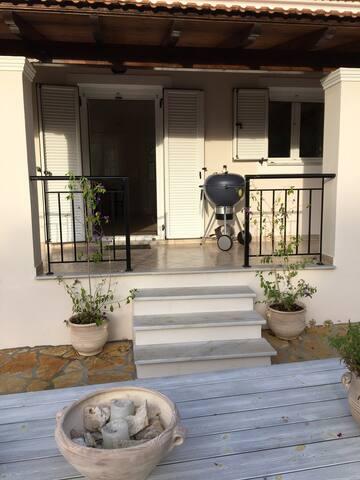 Villa met zwembad in Afionas Corfu - Afionas - Willa