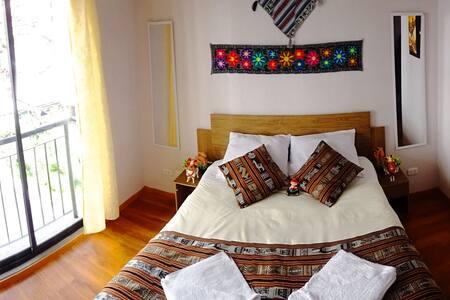 Apartment close to main square of Cusco city