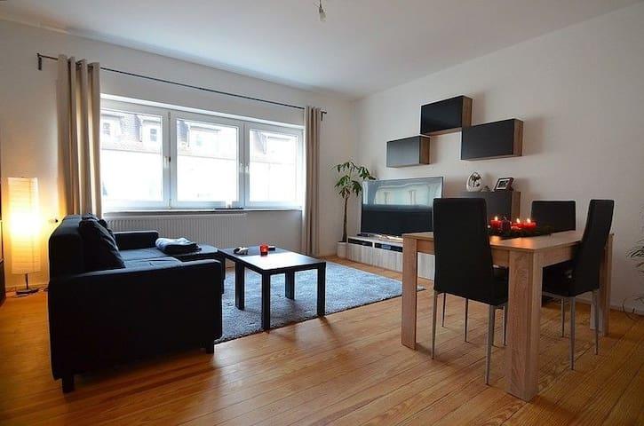 Moderne Wohnung in Stadmitte, 56m² - Neu-Ulm - Apartemen