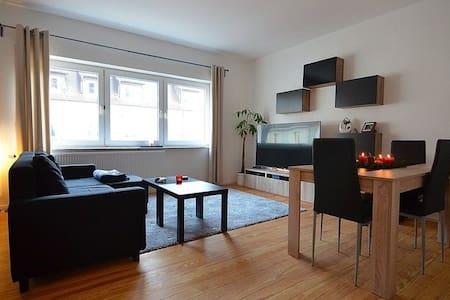 Moderne Wohnung in Stadmitte, 56m² - Neu-Ulm - Appartement