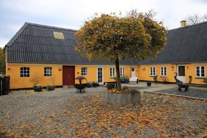 Charmerende landlig idyl tæt på Ribe - Rødding - Appartement
