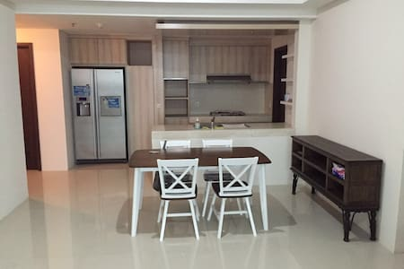 New apartment in St. Moritz, West Jakarta - West Jakarta - Apartment