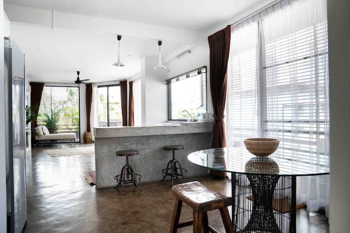 Designer  Loft on Soi Suan Plu - 180sqm
