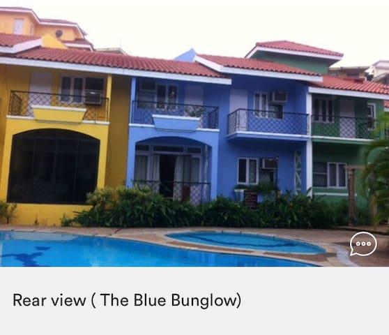 Portuguese Style Villa - 1 Bedroom - Panjim - Hus