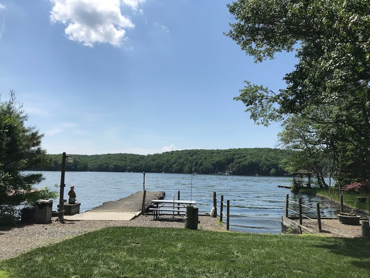 Lake House Too on Lake Hopatcong