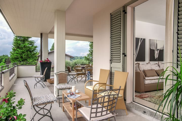 Fascinante apartamento en Tavullia con piscina