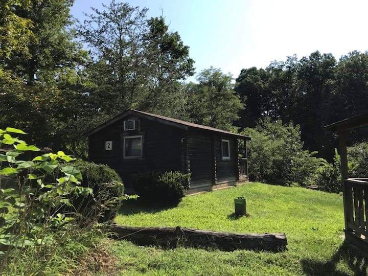 Primitive Cabin 2