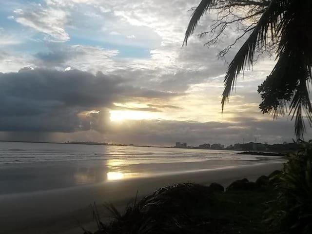 CASA DE PRAIA ILHÉUS ÓTIMO PARA FAMÍLIAS - Ilhéus - 獨棟