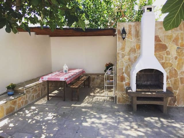 Monolocale mansardato in villa