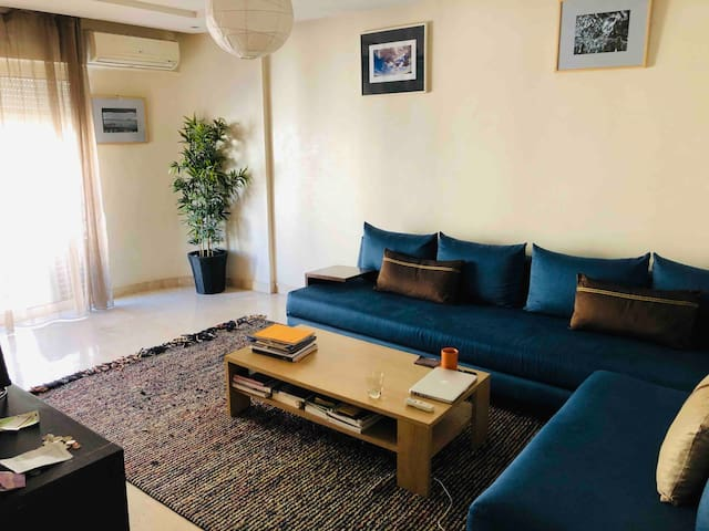 Cosy apartment perfectly located in Casablanca