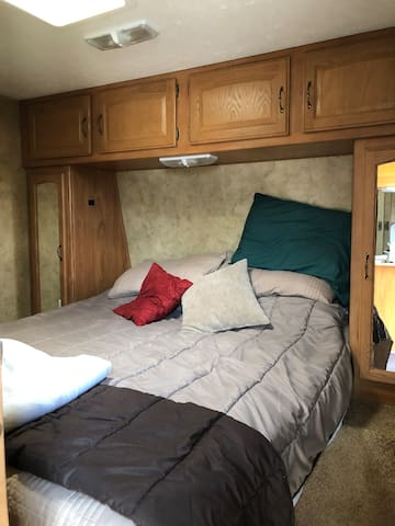 Camper rental In ocean side vacation community