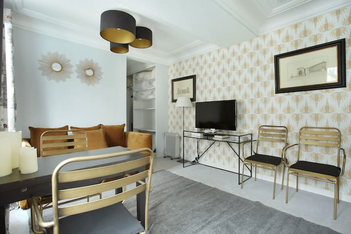 Charming apartment near Orsay museum