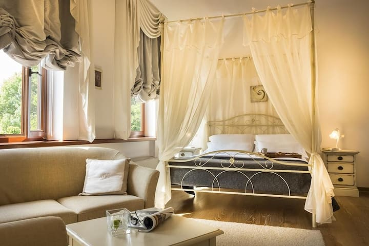 White Truffle room - Oprtalj - Bed & Breakfast