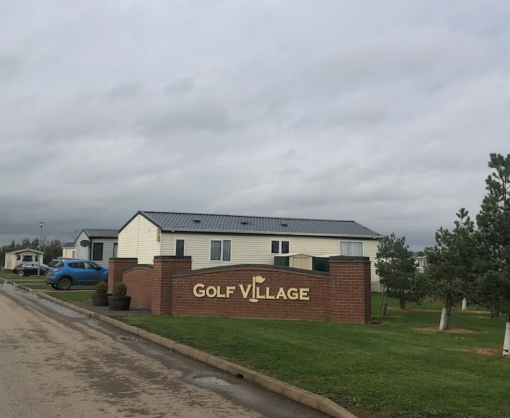 The Grange Static Holiday Home