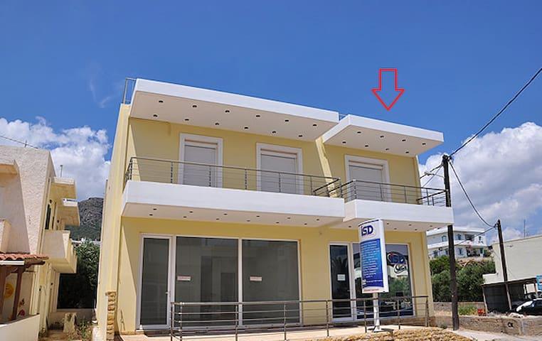 Crete, Lasithi - Makrys Gialos apartment No2 - Lasithi - Apartament