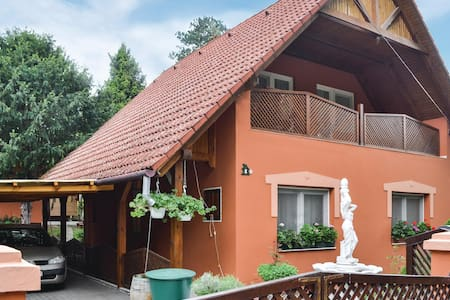 Holiday apartment with 2 bedrooms on 60m² in Balatonboglár