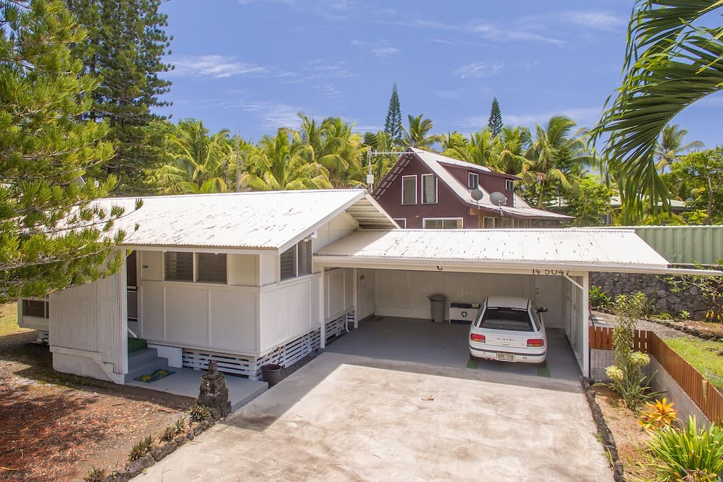 Welcome to Kapoho Cottage!